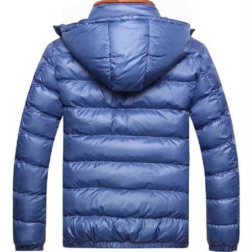 Plus Size Mens Winter Jacket Image 3