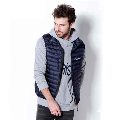 Ultra Light Duck Down Men Vest