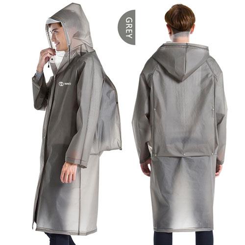 Hiking Hooded Rain Coat