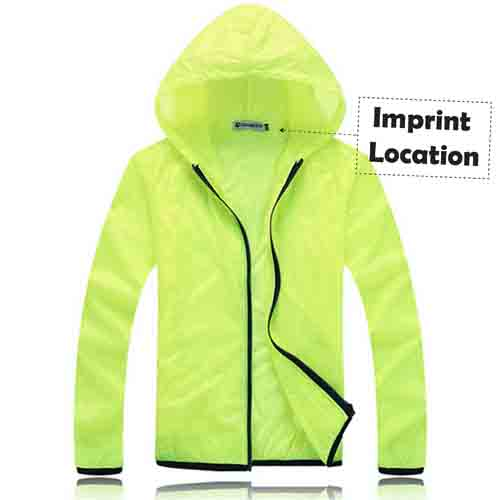 Anti-UV Ultralight Cycling Jacket Imprint Image
