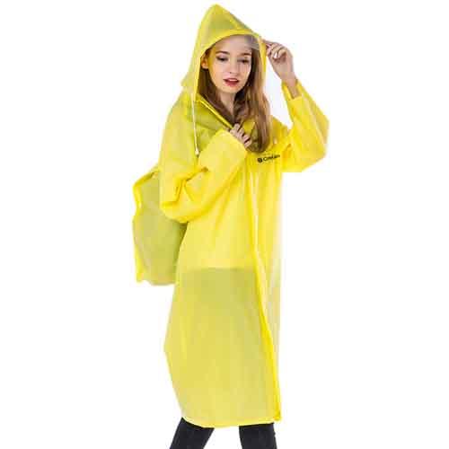 Traveling Multifunctional Raincoat Image 3