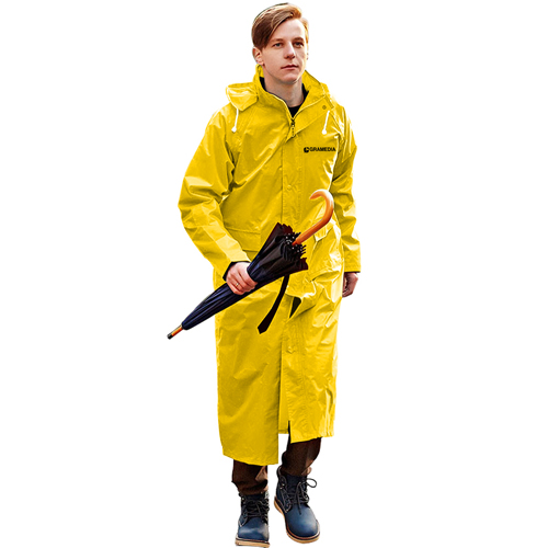Women Men Impermeable Raincoat