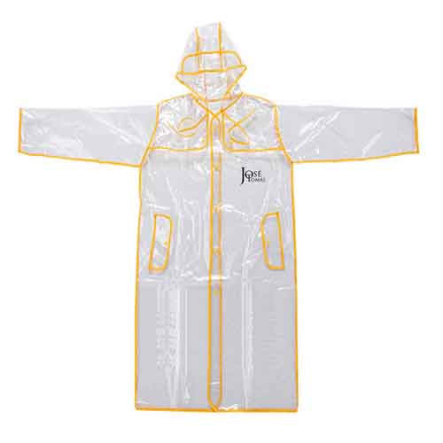 Waterproof Windbreaker Hooded Rainwear Image 2