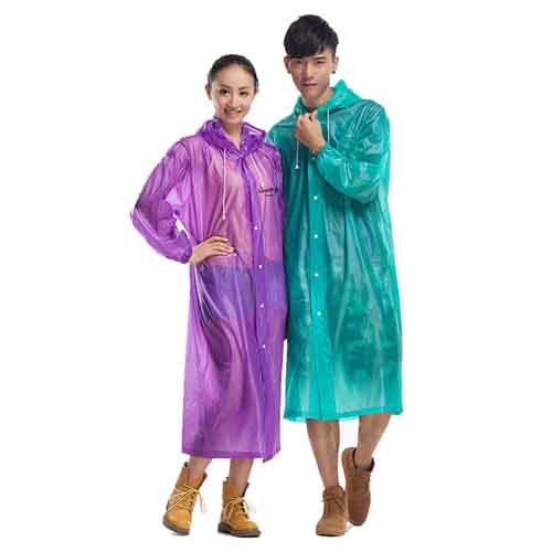 Outdoor Travel Waterproof Raincoat