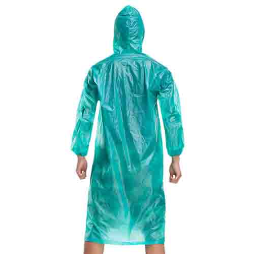 Outdoor Travel Waterproof Raincoat  Image 1
