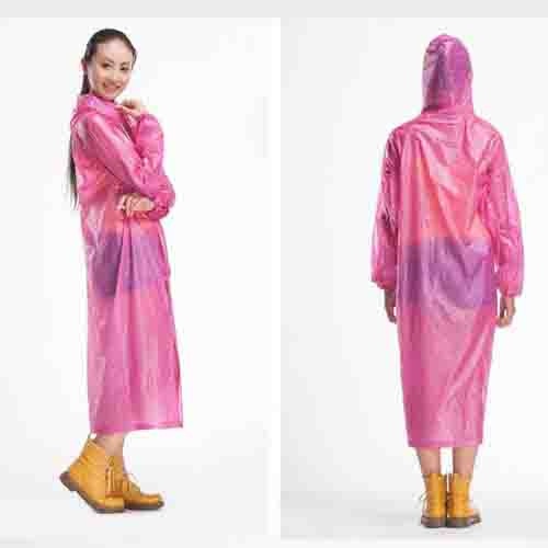 Outdoor Travel Waterproof Raincoat  Image 2