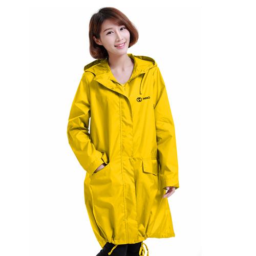 Ladies Rain Jacket Breathable