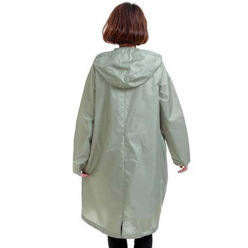 Ladies Rain Jacket Breathable Image 1