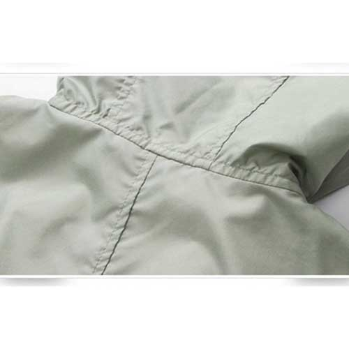 Ladies Rain Jacket Breathable Image 3