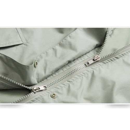 Ladies Rain Jacket Breathable Image 7