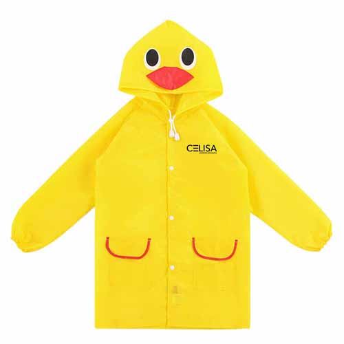 Kids Waterproof Raincoat Image 4