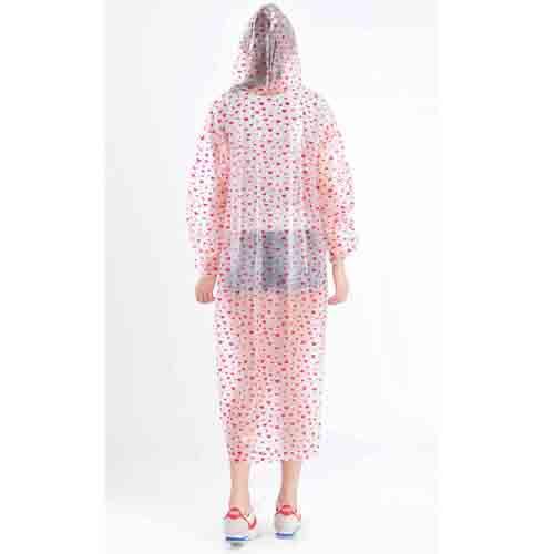 Women Fashion Style Rain Coat  Image 1