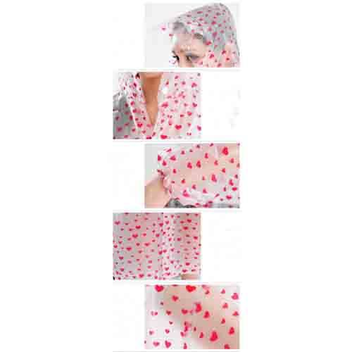 Women Fashion Style Rain Coat  Image 2
