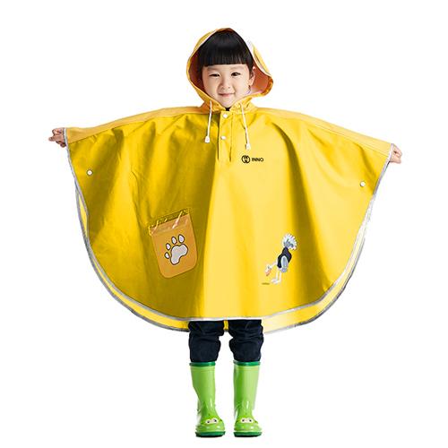 Thicker Funny Cartoon Rainwear