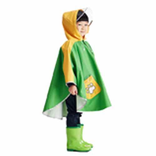 Thicker Funny Cartoon Rainwear  Image 1