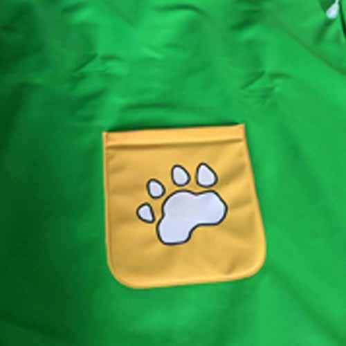 Thicker Funny Cartoon Rainwear  Image 3