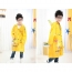 Young Girl Cartoon Raincoat Image 1