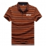 Cotton Solid Mens Polo Shirt Image 2