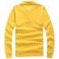 Mens Long Sleeve Polo Shirt Image 2