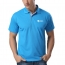 Contrast Placket Polo Shirt