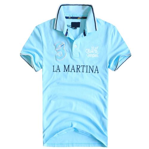 Breathable Cotton Polo Shirt