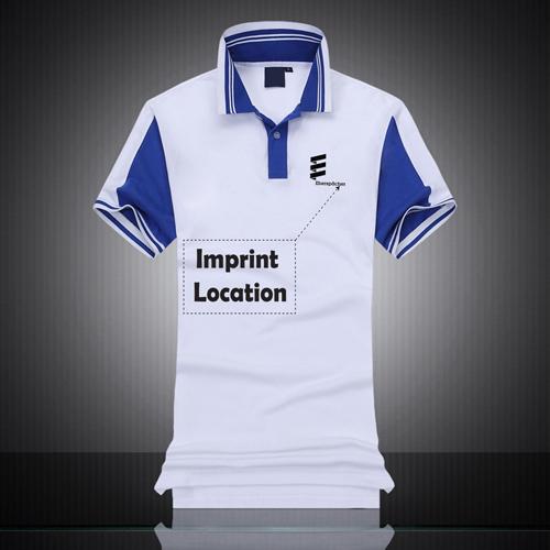 Air Force Short Sleeves T-Shirt Imprint Image