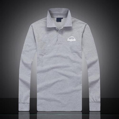 Aeronautica Militare Long Sleeve Mens T-Shirts Image 1