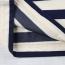Stripe Cotton Short Sleeve Polo Shirt Image 4
