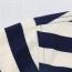 Stripe Cotton Short Sleeve Polo Shirt Image 5
