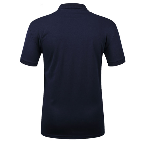 Quick-Dry Short-Sleeved Polo Shirt Image 1