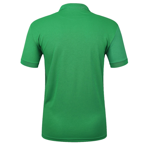 Quick-Dry Short-Sleeved Polo Shirt Image 3