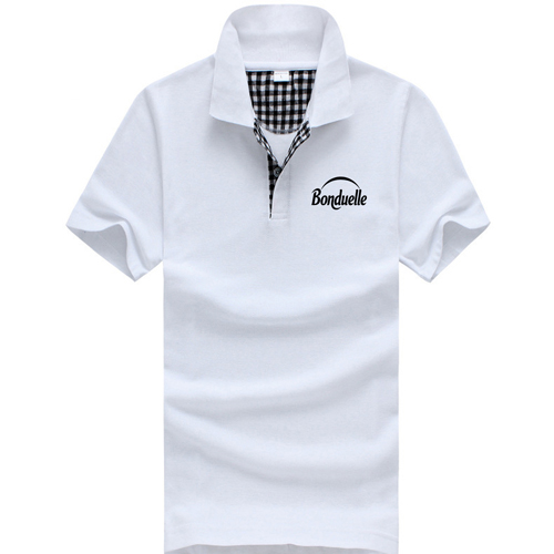 Mens Short Sleeve Polo T-Shirt