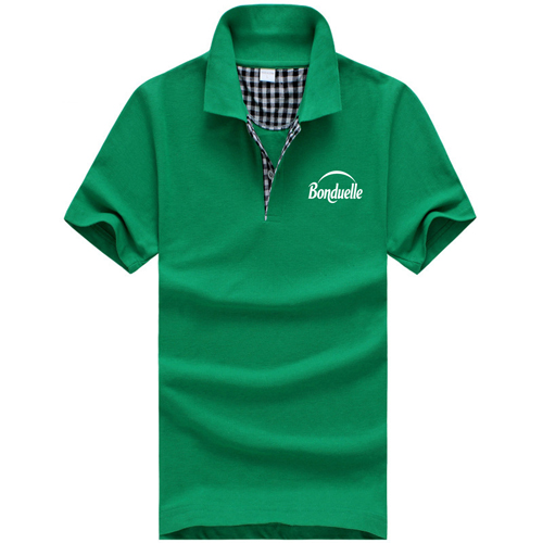 Mens Short Sleeve Polo T-Shirt Image 2
