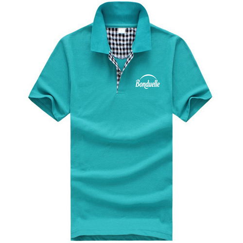Mens Short Sleeve Polo T-Shirt Image 3