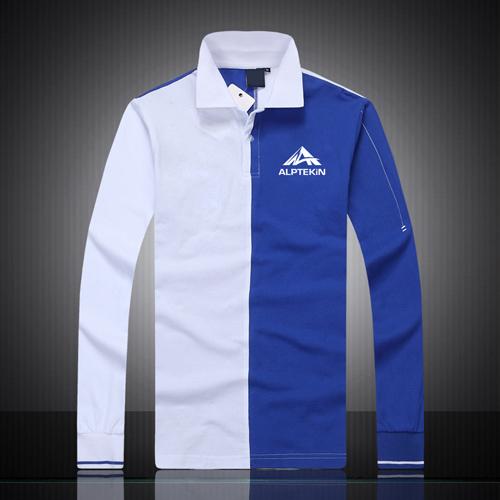 Air Force Long Sleeves Polo Shirt