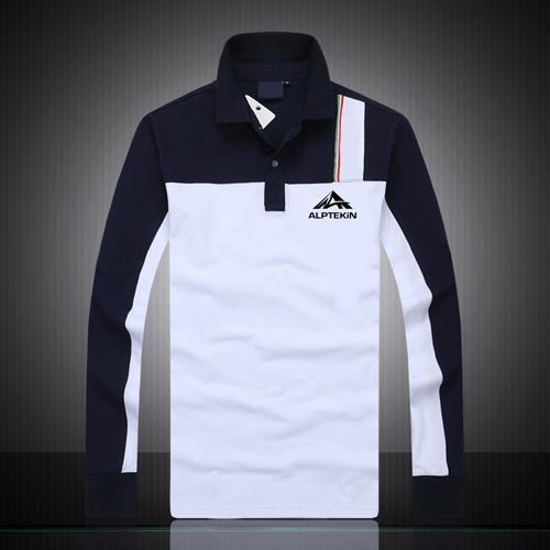 Air Force Long Sleeves Polo Shirt Image 1