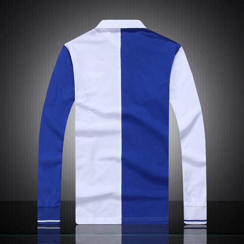 Air Force Long Sleeves Polo Shirt Image 3