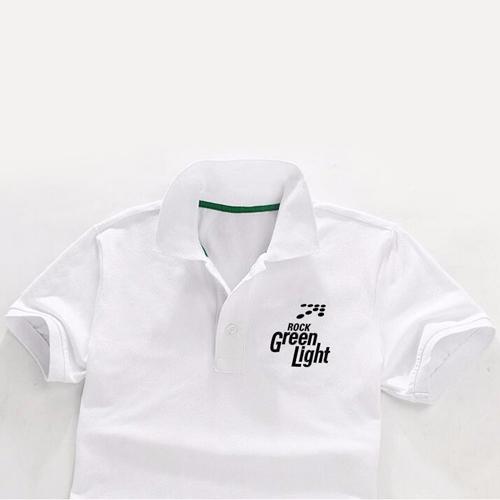 Fashionable Short Sleeve Polo Shirt Image 4