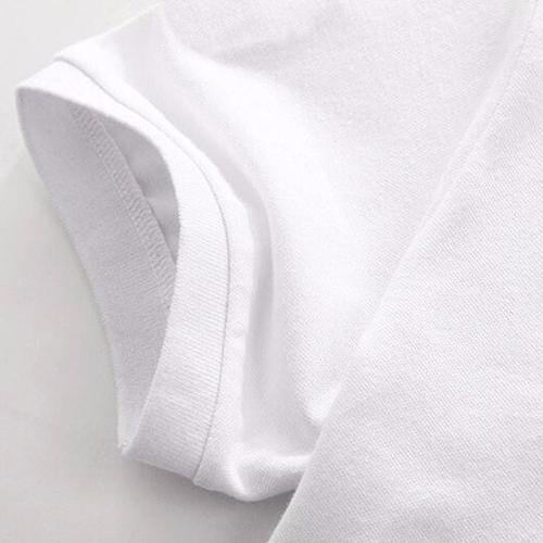 Fashionable Short Sleeve Polo Shirt Image 5