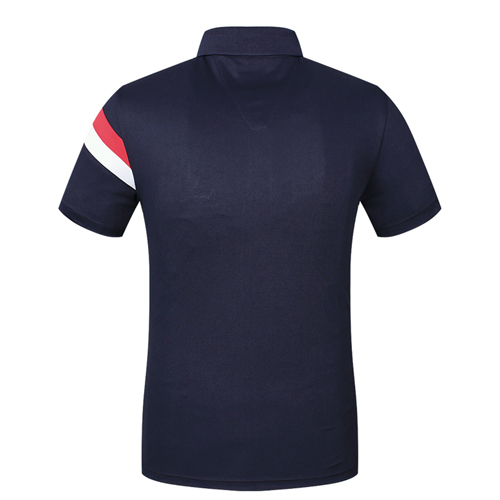 Quick Dry Customize Polo Shirt Image 2