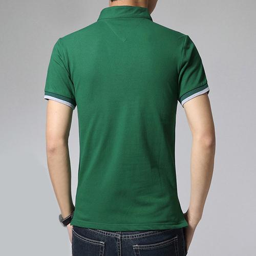 Short Sleeve V Neck Casual Mens T Shirts Image 5