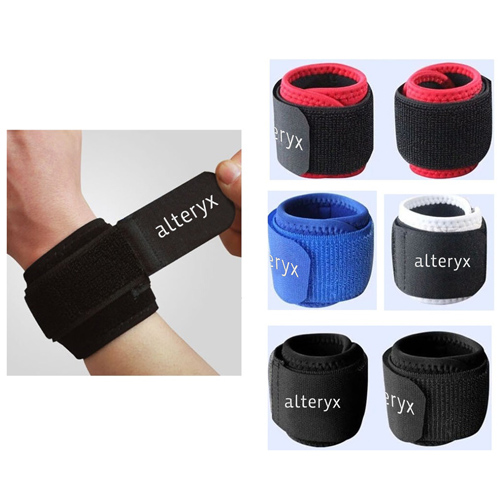 Adjustable Wrist Protector Wristband