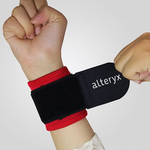 Adjustable Wrist Protector Wristband Image 2