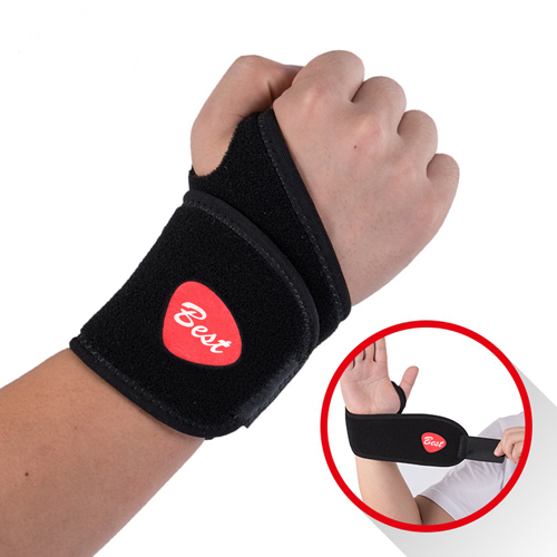 Professional Weightlifting Straps Wristband