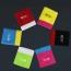 Multicolor Badminton Sports Wristband Image 1