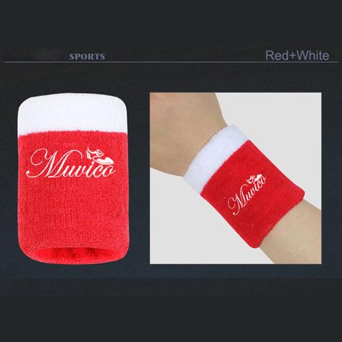 Multicolor Badminton Sports Wristband Image 4