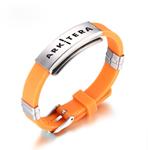 Environmental Rubber Sports Bracelet