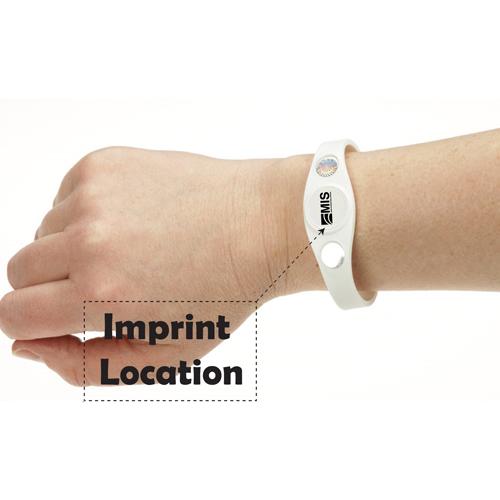 Balance Silicone 3000 Bracelet Imprint Image