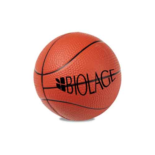 Basketball Stress Reliever Image 1