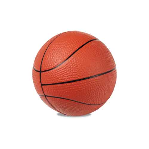 Basketball Stress Reliever Image 2